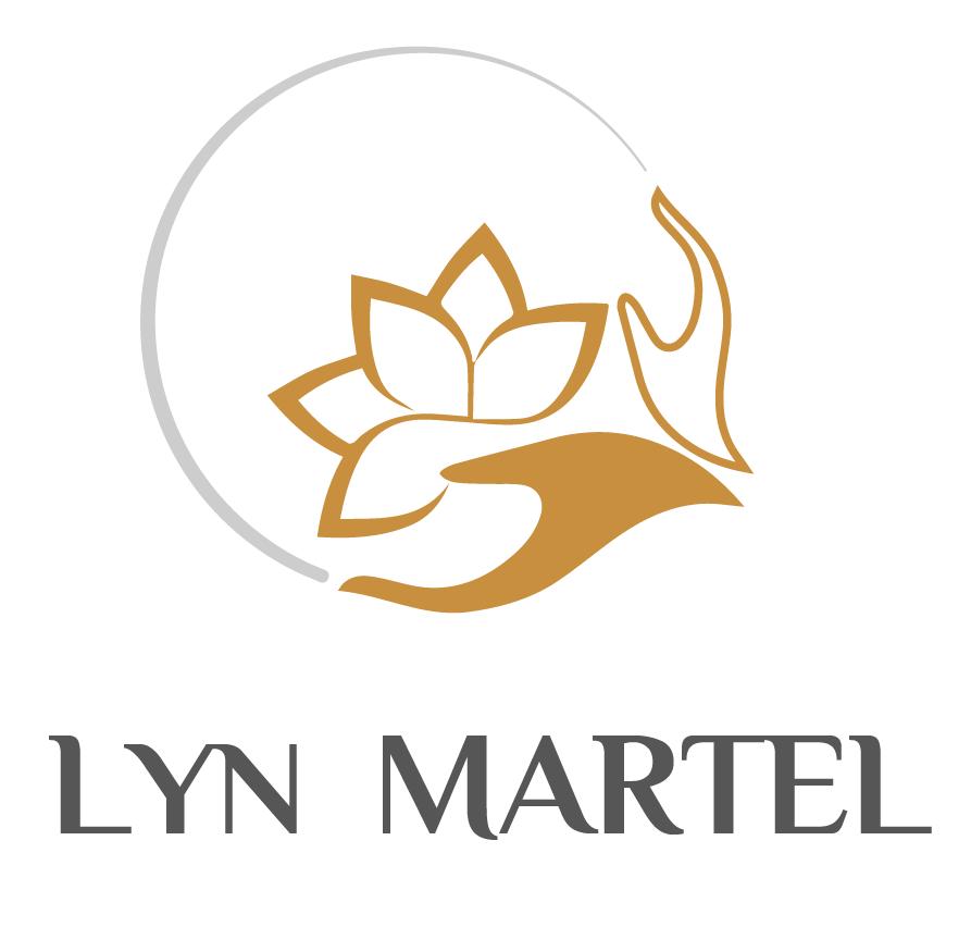 Lyn Martel – Massages bien-être Caen Logo